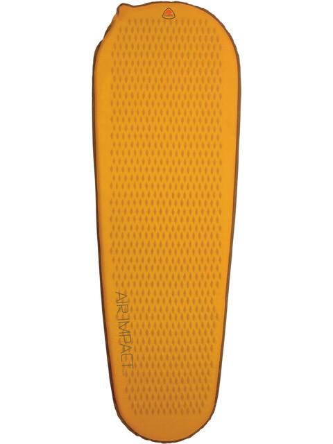 Robens Air Impact 38 - Matelas - Large jaune